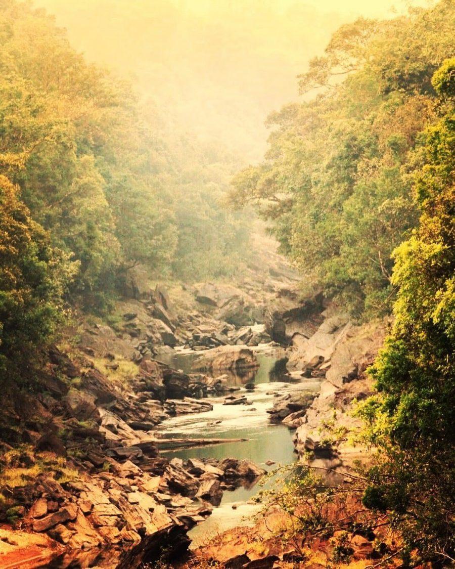 Byenekaadu river