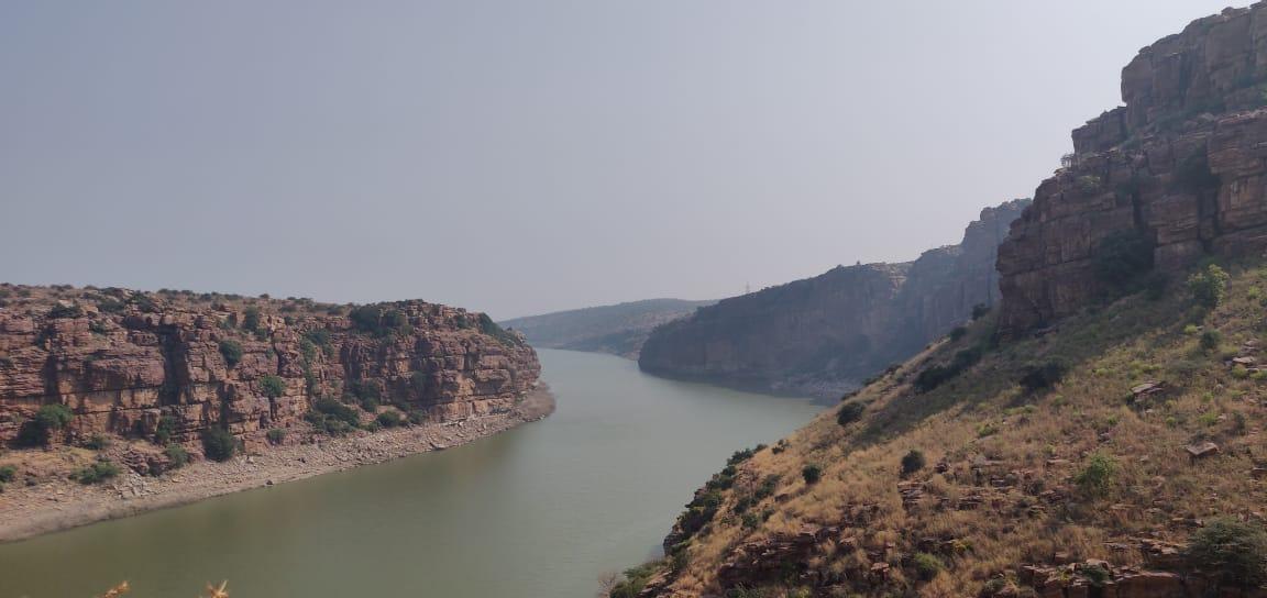 Gandikota Pennar river 3